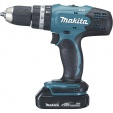 Perceuse visseuse à percussion MAKITA 18 V Li-Ion 1,5 Ah D 13 mm
