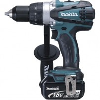 Perceuse visseuse MAKITA 18 V Li-Ion 4 Ah D 13 mm