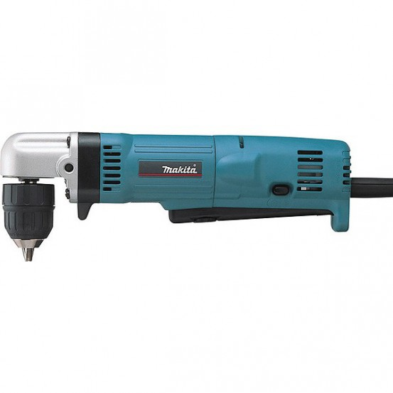 Perceuse visseuse d'angle MAKITA 450 W D 1,5 à 10 mm Auto-serrant