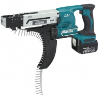 Visseuse automatique 14,4 V Li-Ion 4 Ah 4 x 25 à 55 mm MAKITA