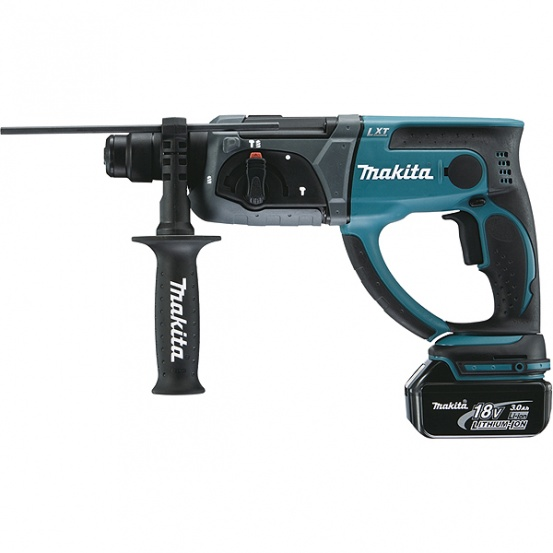 Perfo-burineur SDS-Plus MAKITA 18 V Li-Ion 3 Ah 20 mm