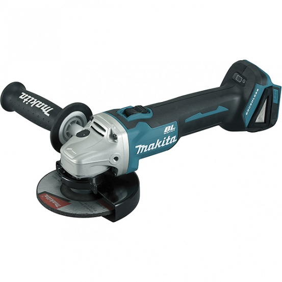Meuleuse Ø 125 mm 18 V Li-Ion 4 Ah MAKITA