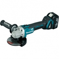 Meuleuse Ø 125 mm 18 V Li-Ion 3 Ah MAKITA