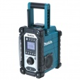 Radio de chantier 7,2/10,8/14,4/18 V Li-Ion DMR107 (Machine seule) MAKITA