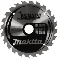 Lames carbure ''Specialized'' Bois MAKITA