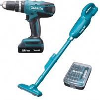 Ensemble de 2 machines Empreinte spéciale LO0063 (HP457D + CL183D) MAKITA