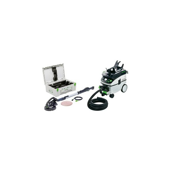 Ponceuse PLANEX LHS 225-IP/CTL 36 E AC-Set FESTOOL