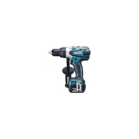 Perceuse visseuse à percussion BHP448RFE 13 mm 14,4 V LXT MAKITA