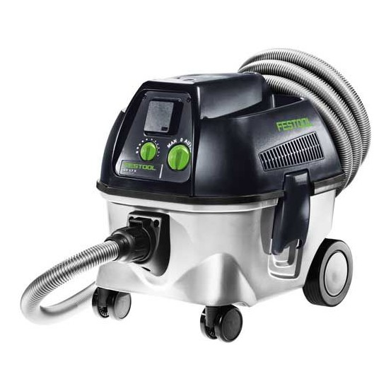 Aspirateur FESTOOL CT 17 E-Set BA CLEANTEC