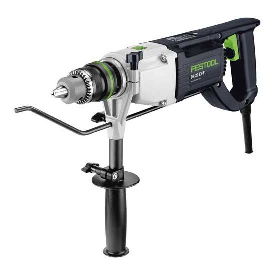 Perceuse-visseuse FESTOOL DR 20 E FF-Set QUADRILL