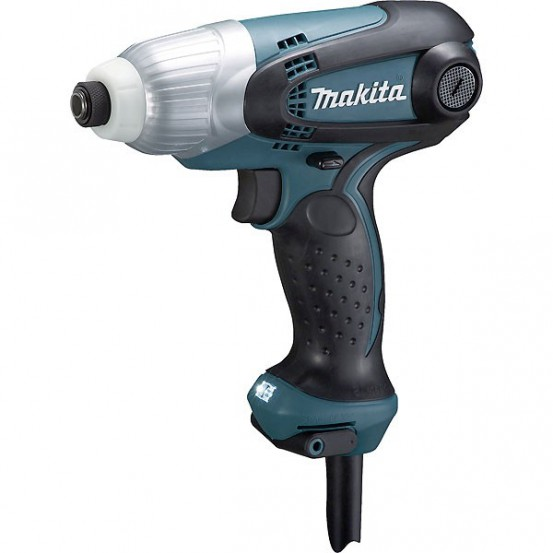 Visseuse à chocs MAKITA 230 W Hexagonal 100 Nm