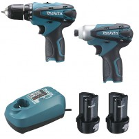 Coffret 3 machines 10,8 V (DF330 + TD090 + ML101) LCT303X1MAKITA