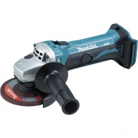Meuleuse Ø 115 mm 18 V Li-Ion (Machine seule) MAKITA