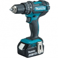 Perceuse visseuse 18 V Li-Ion 4 Ah Ø 13 mm MAKITA