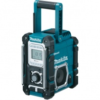 Radio de chantier 7,2 à 18 V Li-Ion, Ni-Mh (Machine seule) MAKITA