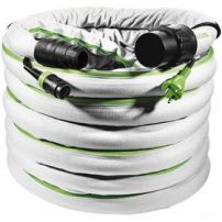 Tuyau d'aspiration plug-it D27/22x5m-AS-GQ/CT FESTOOL