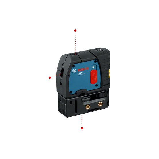 Laser points BOSCH GPL 3 Professional
