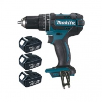 Perceuse visseuse à percussion DHP482RM3J MAKITA
