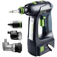Perceuse-visseuse FESTOOL C 18 Li 5,2 Set