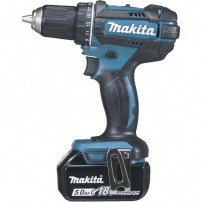 Perceuse visseuse 18 V Li-Ion 5 Ah Ø 13 mm DDF482RTJ MAKITA