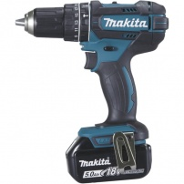 Perceuse visseuse 18 V Li-Ion 5 Ah Ø 13 mm MAKITA