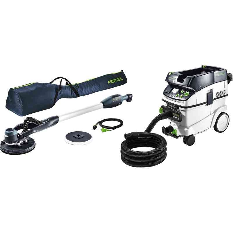 ponceuse bras lhs e 225 ctm36 set festool. Black Bedroom Furniture Sets. Home Design Ideas