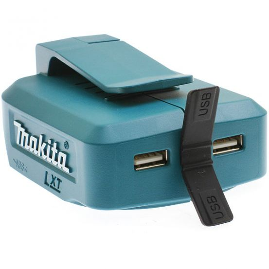 Chargeur à batterie Li-Ion pour Smart Phone, Tablettes DEAADP05 MAKITA