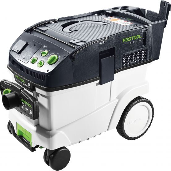 Aspirateur FESTOOL CTM 36 E AC HD CLEANTEX
