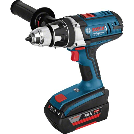 Perceuse-visseuse GSR 36 VE-2-Li Compact BOSCH
