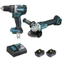 Ensemble de 2 machines DLX2210TJ1 MAKITA