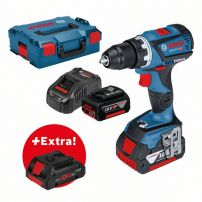 Perceuse-visseuse sans-fil GSR 18V-60 C + 2 batteries 5,0 Ah BOSCH