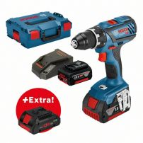Perceuse-visseuse sans-fil GSR 18V-28 + 2 batteries 5,0 Ah BOSCH