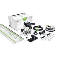 Défonceuse OF 1010 EBQ-Set + Box-OF-S 8/10x HW FESTOOL