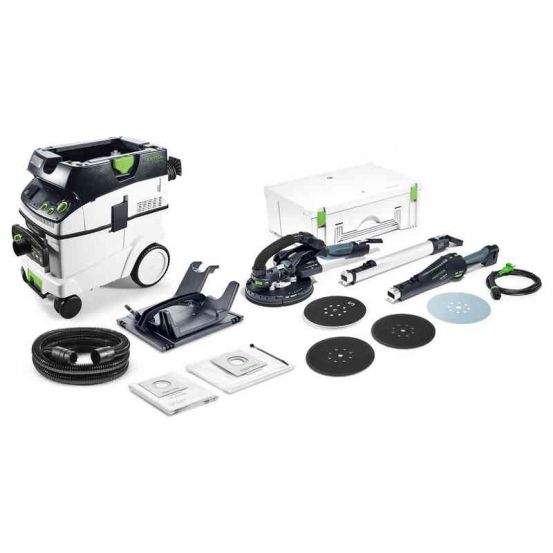 Ponceuse à bras LHS 225-IP/CTL36-Set FESTOOL