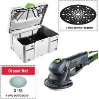 Pack RO 150 CAMP-set FESTOOL