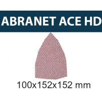 Triangle abrasif MIRKA ABRANET Ace HD 100x152 mm