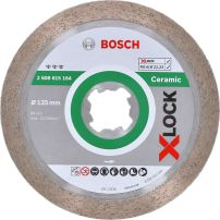 Disques à tronçonner diamantés X-LOCK Best for Ceramic BOSCH