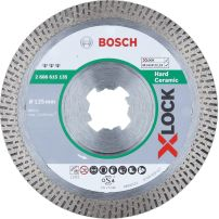 Disques à tronçonner diamantés X-LOCK Best for Hard Ceramic BOSCH