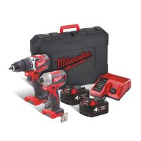 PowerPack 2 outils M18 CBLPP2B-402C MILWAUKEE