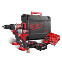 PowerPack 2 outils M18 BLPP2B2 MILWAUKEE