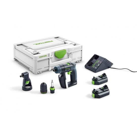 Perceuse-visseuse CXS Li 2.6 Set FESTOOL